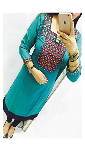 Yashika-Exclusive-Semi-Stitched-Kurti-for-Women