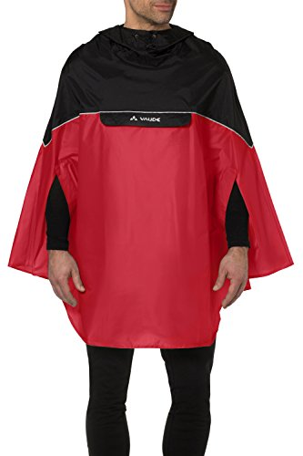 vaude-covero-ii-poncho-homme-rouge-fr-xl-taille-fabricant-xl
