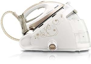 Philips GC9550/02 Centrale vapeur PerfectCare Silence Repassage sans réglage sûr, rapide et silencieux Autonomie illimitée 6,5 bar 360gr max