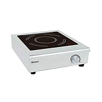 Adcraft IND-C208V Manual Control Induction Cooker 208V