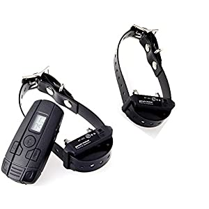 Aetertek GT-211SW Rechargeable 350m Remote Control 1 Dog Cat Training Shock Vibrate Anti Bark Collar