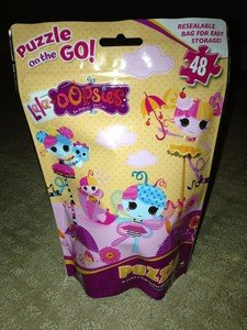 Lalaloopsy Lalaoopsies Puzzle on The Go! - 1