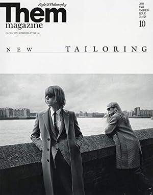 Them magazine 2019年 10 月号 [雑誌]