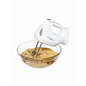 Hamilton Beach 62695V Power Deluxe Hand Mixer