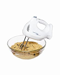 Hamilton Beach 62695V Power Deluxe Hand Mixer by Hamilton Beach