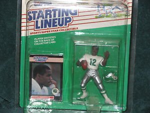 1989 Randall Cunningham Starting Lineup - 1