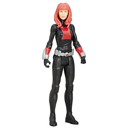 Super Hero Titan Hero Series Black Widow 12-inch Hero Series Action Figures Toys (Black Widow Action Figure 12 Inch compare prices)