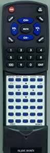 MAGNAVOX Replacement Remote Control for TV100MW9, TB110MW9, TD100MW9, E175216, TB100MW9