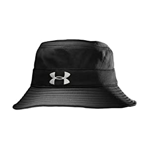 Under Armour Mens coldblack® Bucket Golf Hat by Under Armour