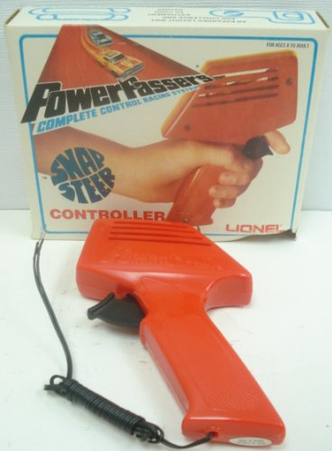 Lionel 3-7600 Power Passers Racing System HO Controller