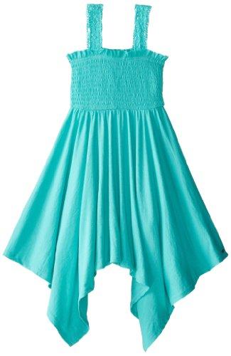 Smocked Childrens Dresses front-149404