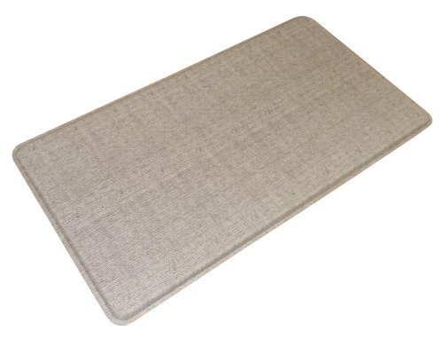 GelPro Wicker Comfort Floor Mat, 20-Inch by 36-Inch, Oyster Grey Reviews
