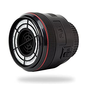IPP 一眼レフカメラ用レンズ型カメラ掃除機 風塵(ふうじん) fujin EF-L001