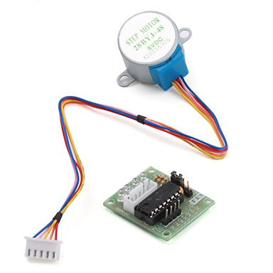 Luo Electronics Diy 5V Stepper Motor With Uln2003 Driver