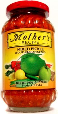 Mothers Recipe Mixed Pickle - 1lb 10oz (500g)