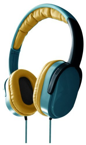 Hype Duos Stereo Headphone With Mic - Teal