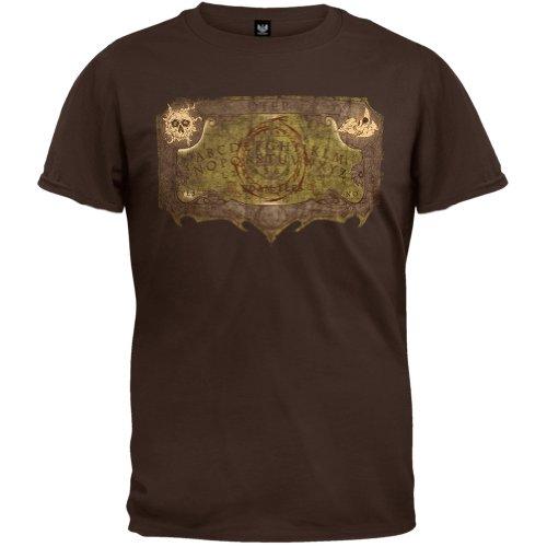 Otep -  T-shirt - Uomo Marrone marrone