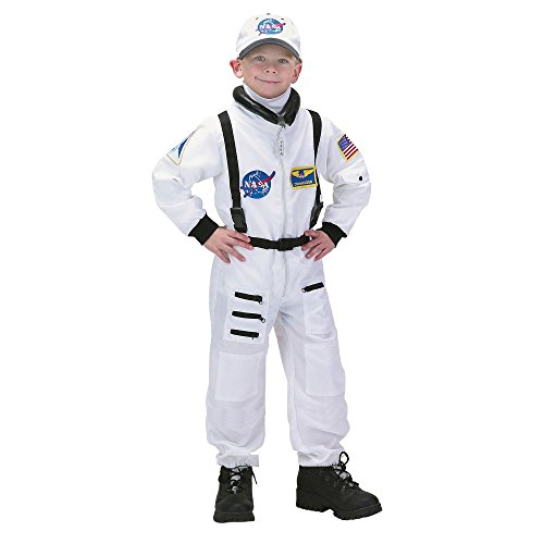 Aeromax Jr. Astronaut Suit with Embroidered Cap