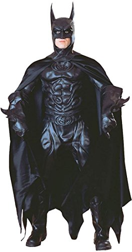 Ultra Supreme Edition Adult Batman Costume