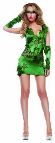 Women's Intoxicating Ivy Sexy 2 Piece Costume Se