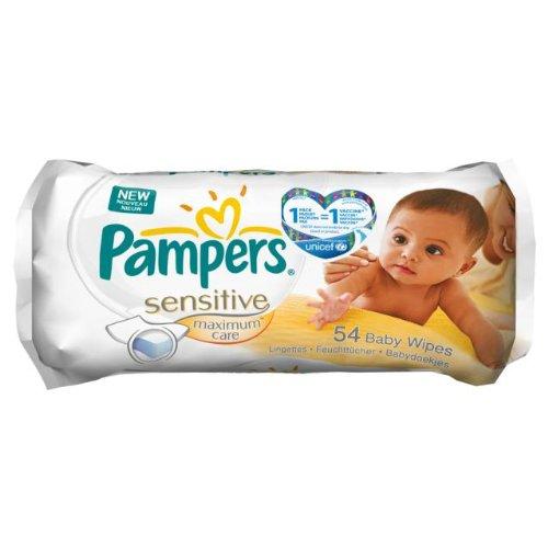 Pampers - 81374434 - Lingettes Maximum Care -