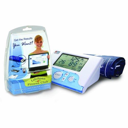 Lifespan Fitness Blood Pressure Monitor