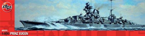 Airfix - A05203 - Maquette - Prinz Eugen