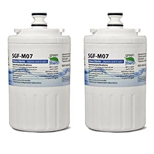 Swift Green Replacement for Maytag UKF7003 Refrigerator Filter, 2-Pack