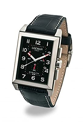 Locman Montecristo Rattrappante Limited Edition 100pcs 0515v01-00gyrpsa