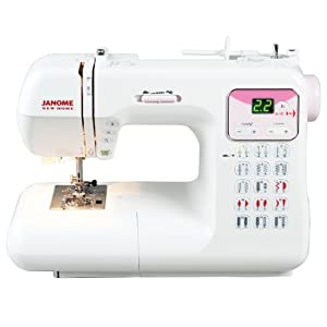 Janome DC4030P Electronic Sewing Machine from Janome America