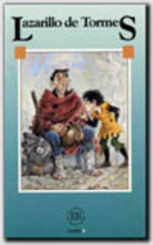 Easy Readers - Spanish - Level 2: Lazarillo De Tormes (German Edition)