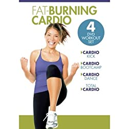 Cardio Fat Burn 4 Pack