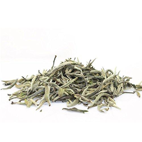 Organic White Silver Needle Tea - Bai Hao Yinzhen, 3.5oz / 100g (Organic White Silver Needle compare prices)
