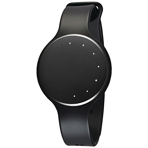 1 - FITMOTION ACT TRACKER BLK, Fitmotion Smart Activity Tracker (Black), Measures steps taken, distance traveled & calories burned, Sleep mode monitors sleep time & quality, Automatic system calibration & movement recognition, Integrated calorie counter &