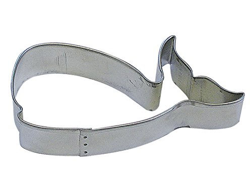 """R&M Whale 4"""" Cookie Cutter In Durable, Economical, Tinplated Steel front-999557"""