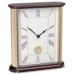 Penn State University - Westminster Chime Mantle Clock by Alumni Gift