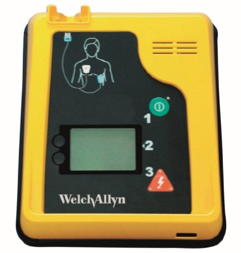 Welch Allyn AED Quick Response Kit inc pads and case
