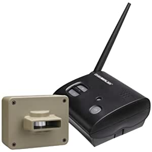Chamberlain CWA2000 Wireless Motion Alert System (Black / Tan)