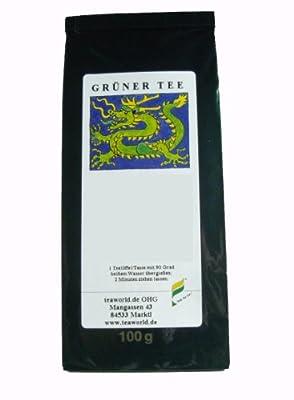Grüner Honeybush Tee Chai of Madagaskar - loser Tee 100 gr von Florapharm GmbH - Gewürze Shop