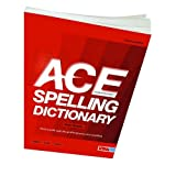img - for Ace Spelling Dictionary book / textbook / text book