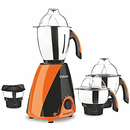 Vidiem-VTRON-Plus-900W-Juicer-Mixer-Grinder-(4-Jars)