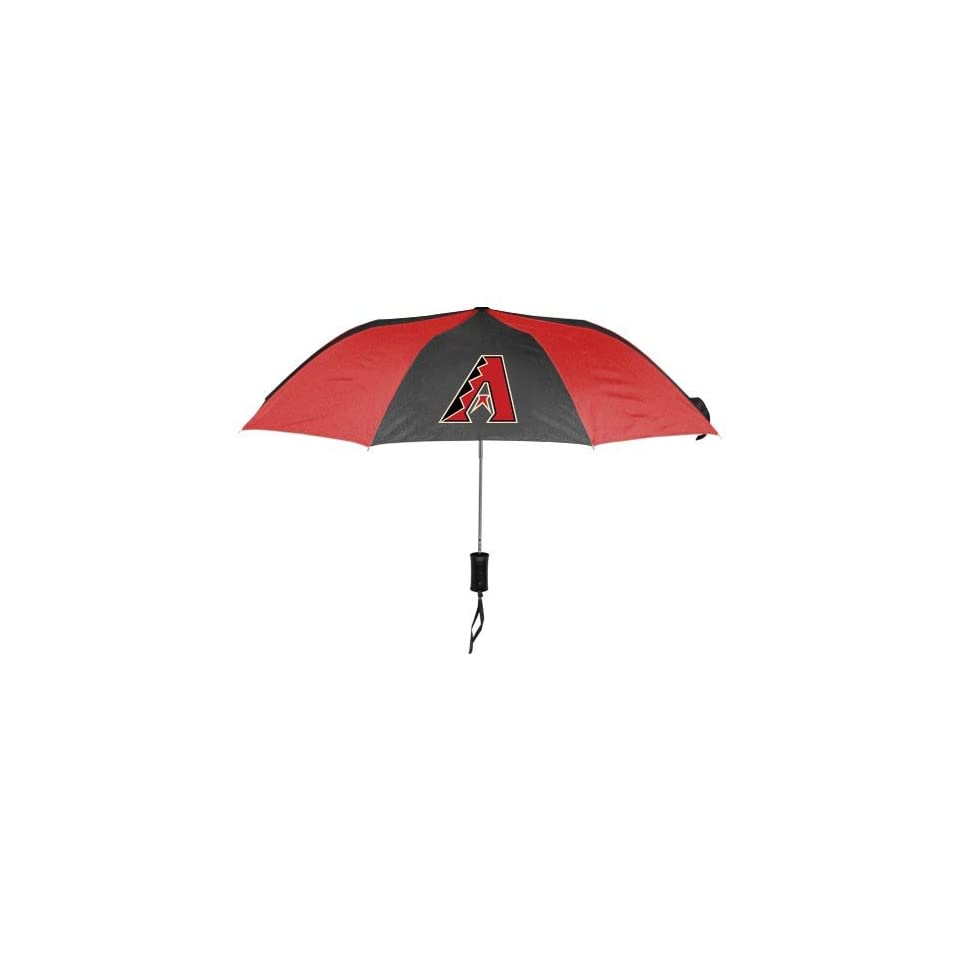 fa95936b7e13 McArthur Arizona Diamondbacks 42 Folding Umbrella on PopScreen