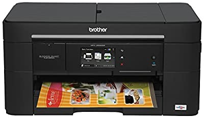 Brother Printer MFCJ5520DW Wireless All-in-one Inkjet Printer
