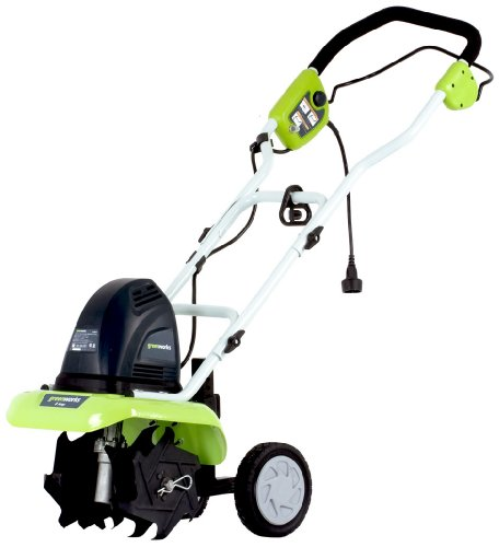 Why Should You Buy Greenworks 27012 10-Inch 8 Amp Electric Cultivator/Tiller