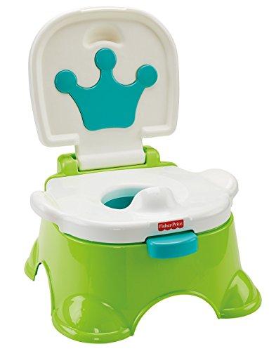Baby Gear Mattel - Orinal 3 en 1 Fisher-Price (Mattel DLT00)