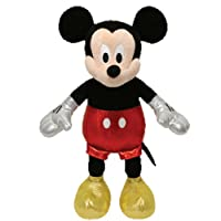 Disney Ty Mickey Mouse - Sparkle Small Plush from Ty