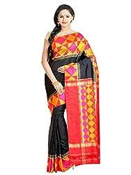 Anagha Handloom Kanjivaram Pochampally Pure Silk Saree