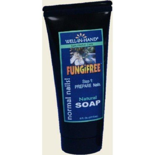 Well In Hand Fungifree Step 1 Prepare - Soap 6 Oz