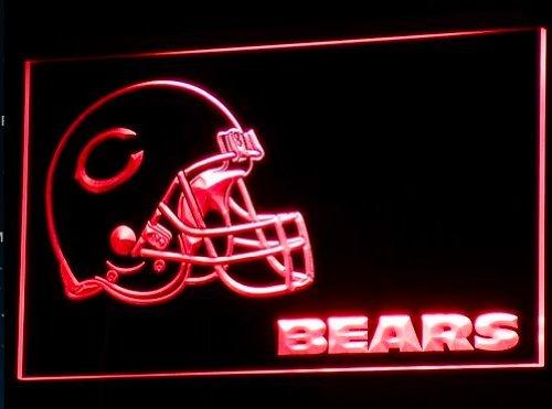 Chicago Bears Neon Light Bears Neon Light Bears Neon