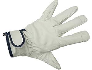 TOPWORK 高級 豚皮 クレスト レインジャー 爪先 補強付 手袋 16070791 938FTG Mサイズ